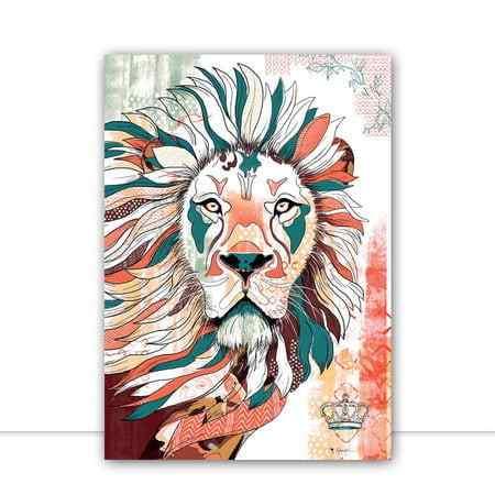 Leão de Judá por Rafael Lunardon