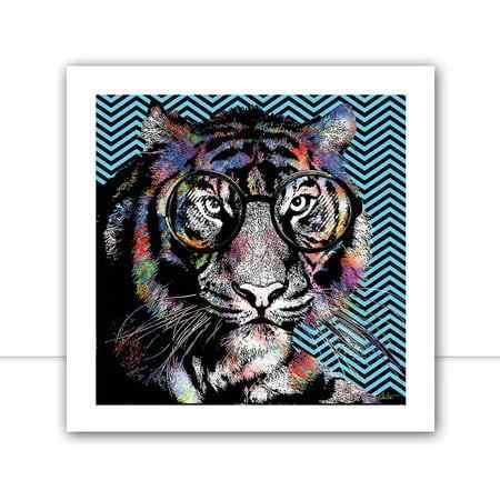 Tigre Colours por Joel Santos