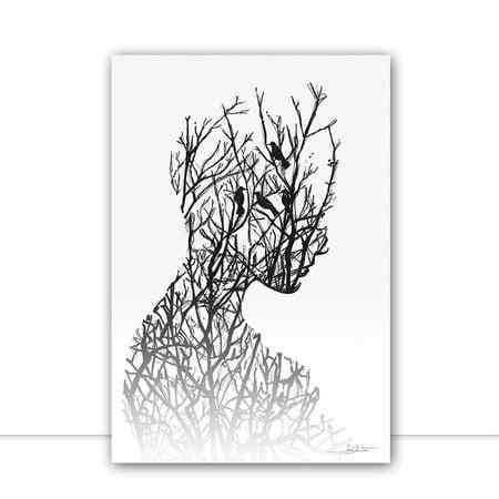 Nature Silhouette I por Joel Santos