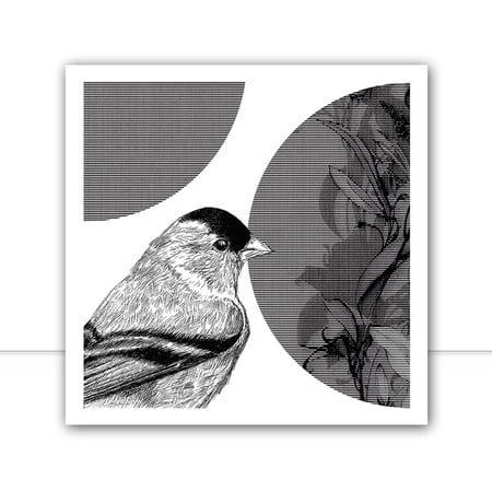 Bird Flower I por Joel Santos