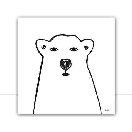 Urso Baby Q por Joel Santos