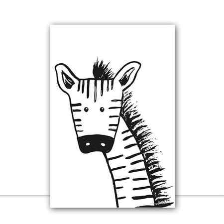 Girafa Baby por Joel Santos