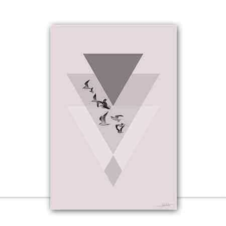 Geometric Seagulls I por Joel Santos
