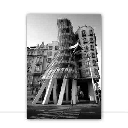 The Dancing House in Prague por Chan