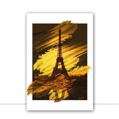 Paris Pencil Art por Joel Santos
