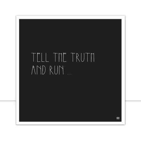 Tell the truth and run pto por Dot Dugeau