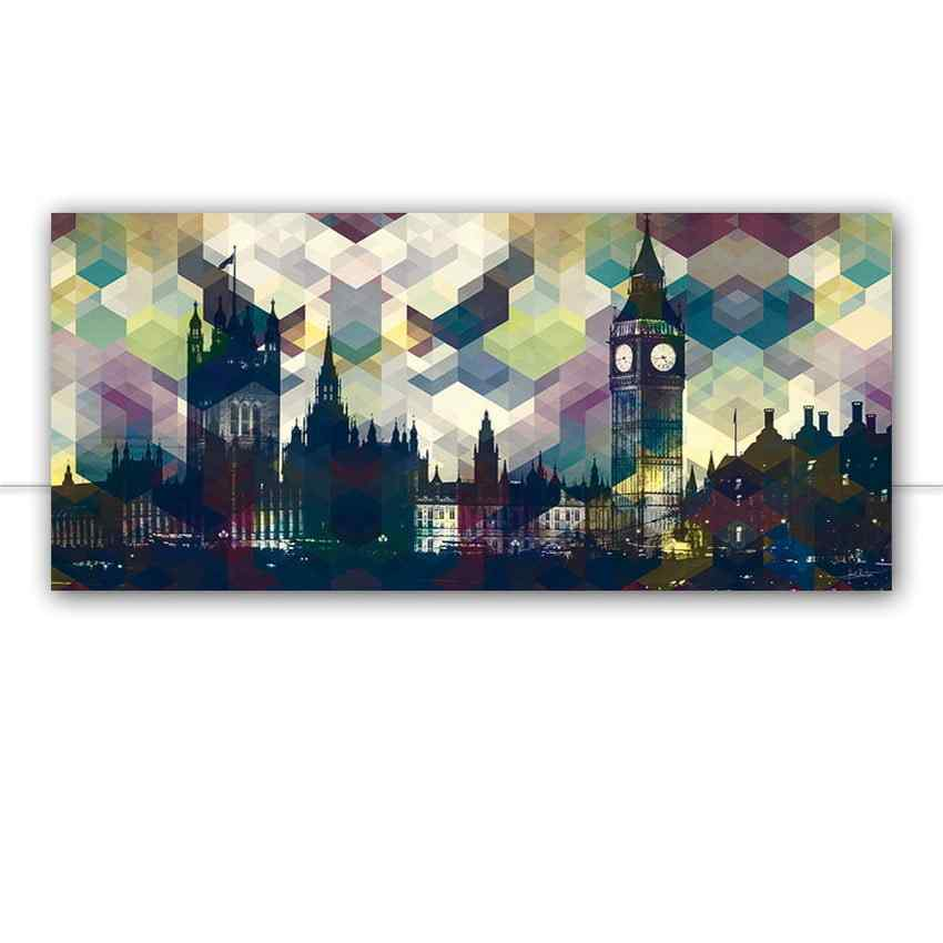 Geometric London por Joel Santos