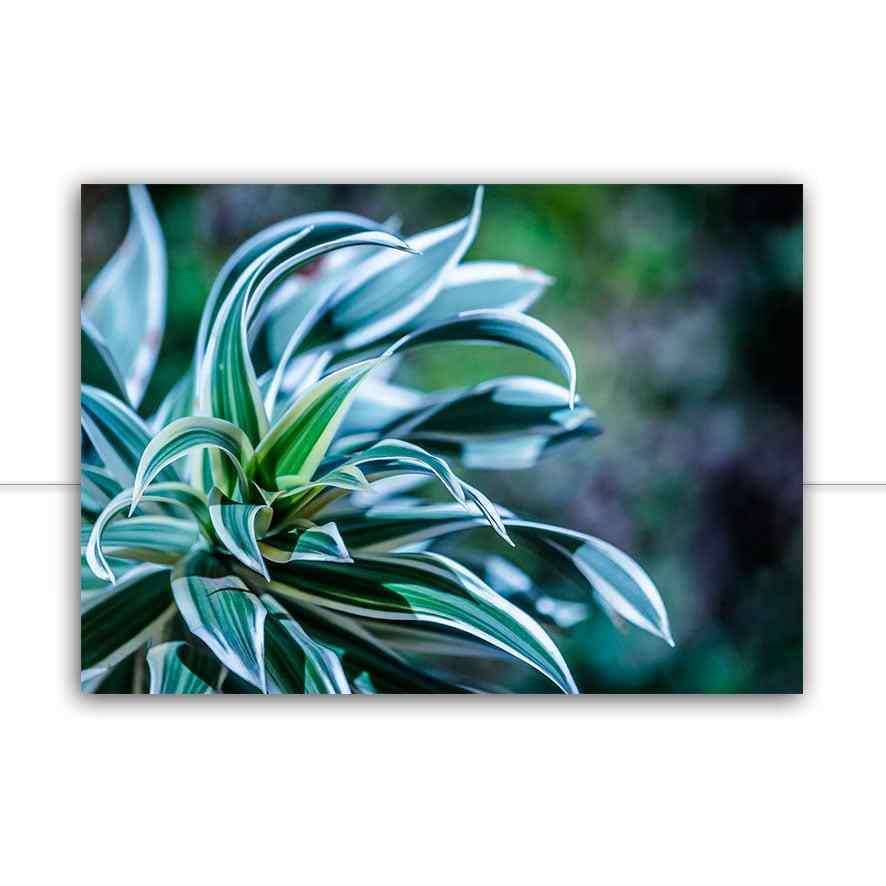 Quadro Arbusto azul por Edmoraes