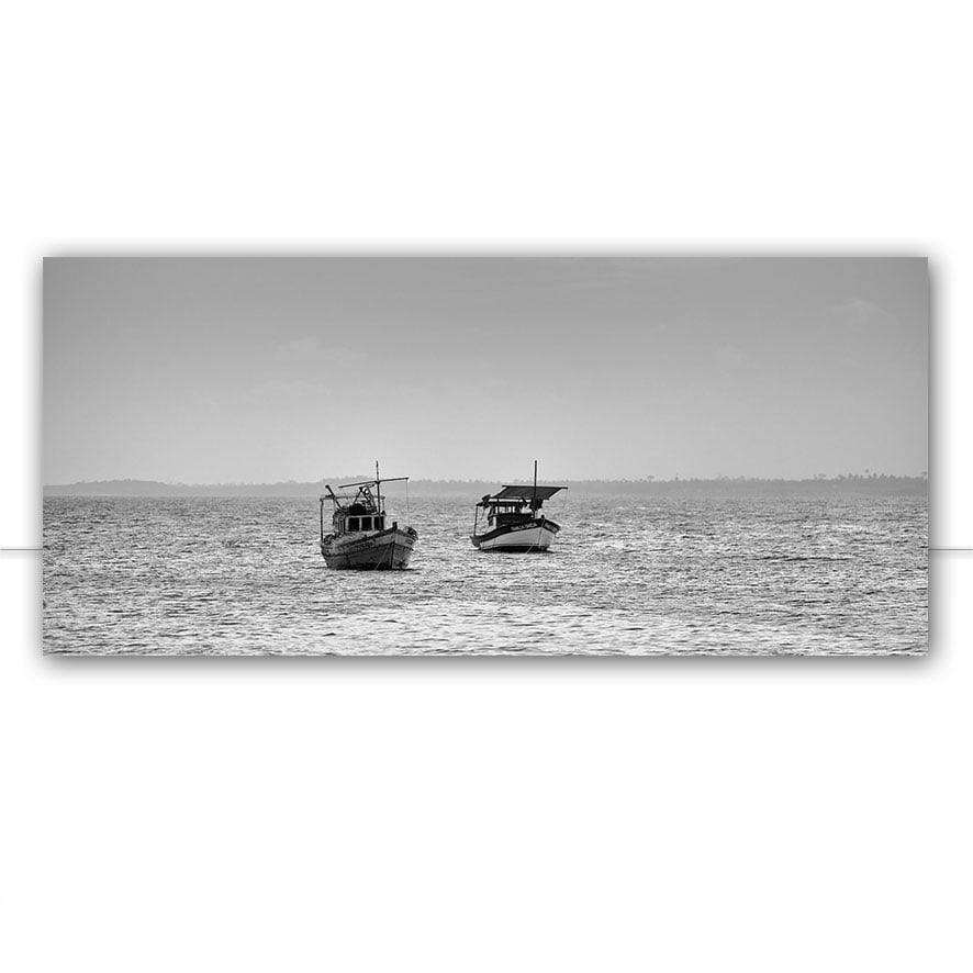 Quadro Barcos por Felipe Hoffmann