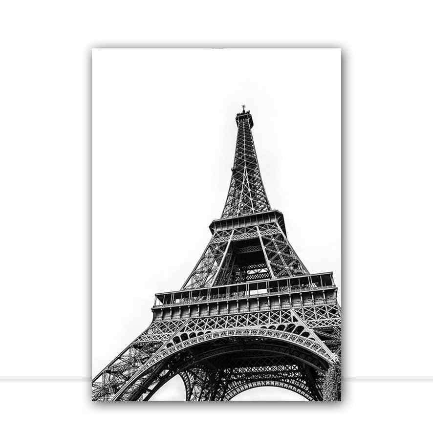 Quadro Eiffel por Ricardo BR