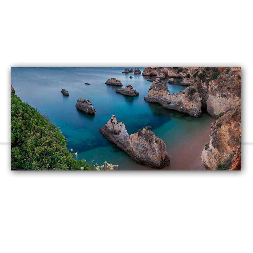 Quadro Falésias de Portimão por Ricardo BR