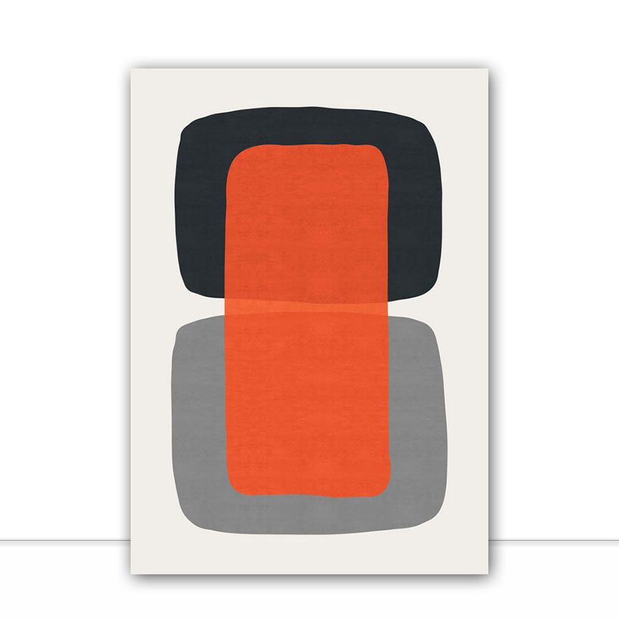 Quadro Manchas abstratas II por Vitor Costa