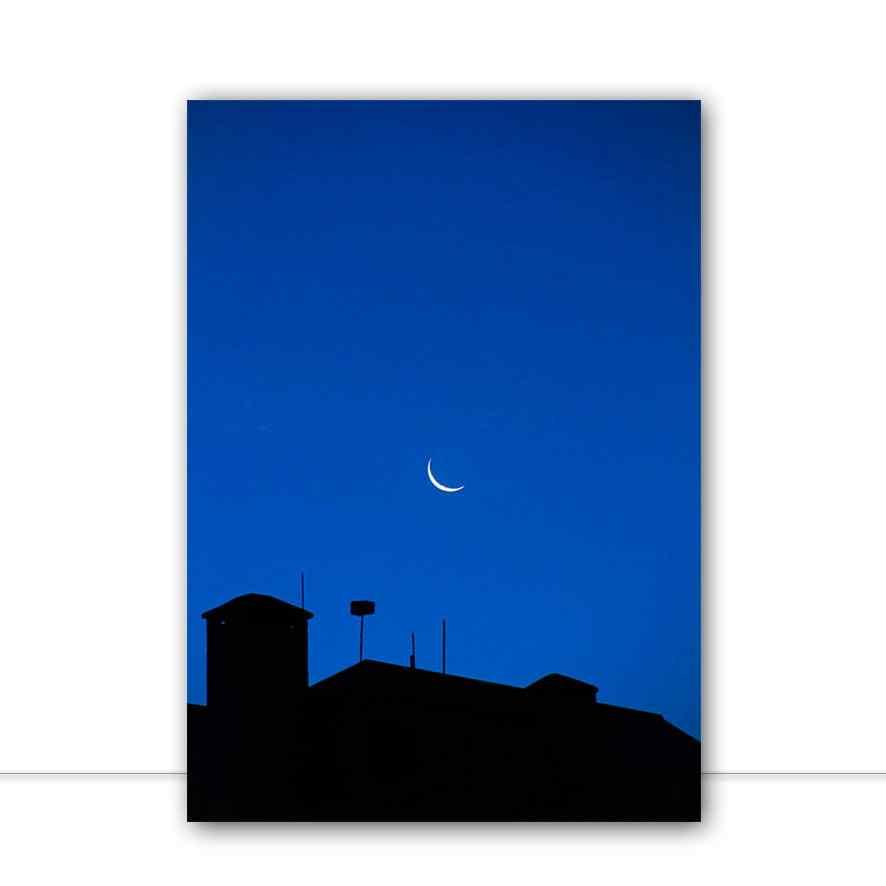 Quadro Moon por Rafael Campezato