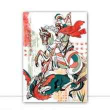 São Jorge Guerreiro por Rafael Lunardon