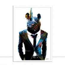 Rhino Style por Joel Santos