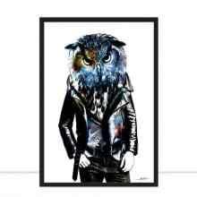 Owl Style por Joel Santos