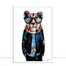 Lion Style por Joel Santos