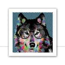 Lobo Colours por Joel Santos