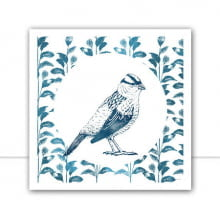 Silk Birds Q II por Joel Santos