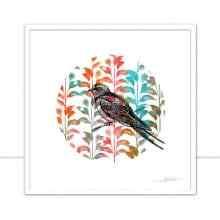 Silk Birds I Q por Joel Santos
