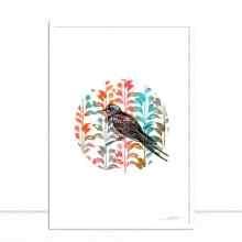Silk Birds I por Joel Santos