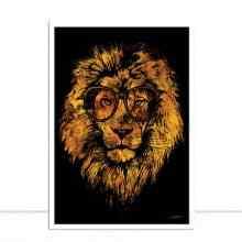 Lion Gold por Joel Santos