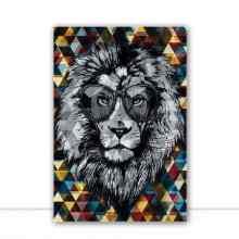 Lion por Joel Santos