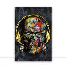 Skull Colours I Phone por Joel Santos
