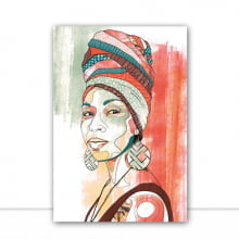 Africana 03 por Rafael Lunardon