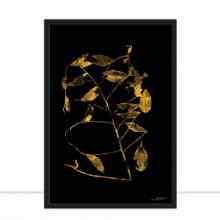 Foliage Gold III por Joel Santos