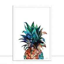 Pineapple Colours II por Joel Santos