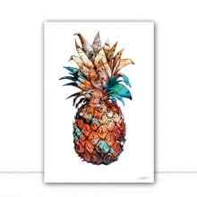 Pineapple Colours I por Joel Santos