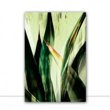 Green Botanical I por Joel Santos