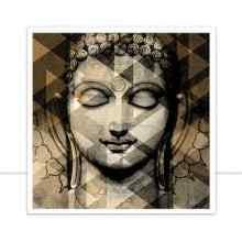 Buddha I Q por Joel Santos