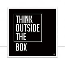 Think outside the box por Dot Dugeau