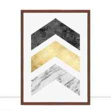 Quadro Setas minimalistas por Vitor Costa