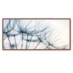 Quadro Blue Dandelion Pan por Juliana Bogo