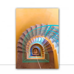 Quadro Escada Hipnotizante por Rafael Gavioli