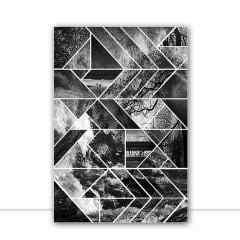 Quadro Geometric Sensation I