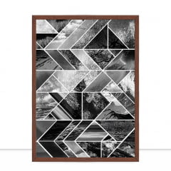 Quadro Geometric Sensation II