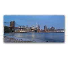 Quadro Panorâmica Manhattan por Ramatis