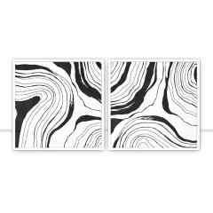 Conjunto de quadros Various Paths fULL por Joel Santos