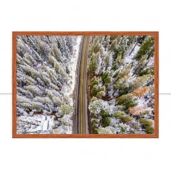 Quadro A caminho para Lake Tahoe por Tiago Ignowski