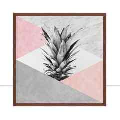 Quadro Abacaxi escandinavo I por Vitor Costa