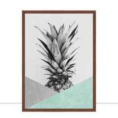 Quadro Abacaxi escandinavo por Vitor Costa