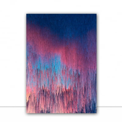 Quadro Abstrato Colorido por Rafael Campezato