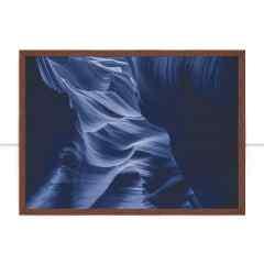 Quadro Antelope III Blue por Patricia Schussel Gomes