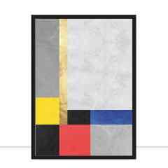 Quadro Arte moderna VI por Vitor Costa