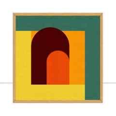 Quadro Arte Moderna VII por Vitor Costa