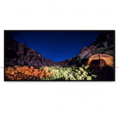 Quadro Atacama Camping por Patricia Schussel Gomes